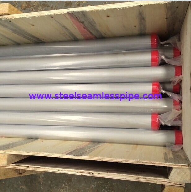 Chemical Industry Hastelloy C Pipe Straight Type For Sulfuric Acid Reactors