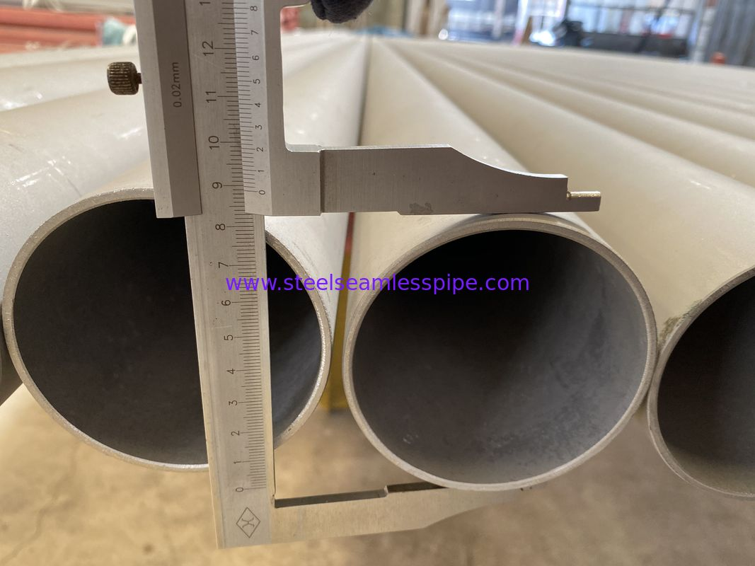 "Plain End 3"" SCH40S Stainless Steel Seamless Pipe ASTM / ASME A312 / SA312 TP317 TP317L"