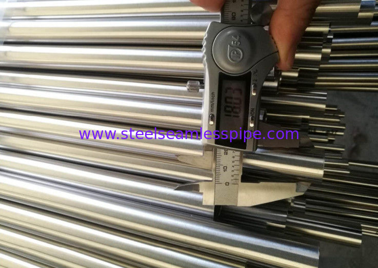 ASTM A213 TP321 Stainless Steel Seamless Tube For Heat Exchange